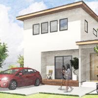 笠岡サトヤマプロジェクト美の浜 G-3号地 新築住宅