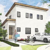 笠岡サトヤマプロジェクト美の浜 G-7号地 新築住宅