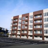 新築マンション ベイフロント(5階 最上階 角部屋)